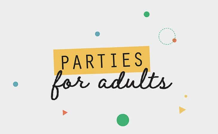 Adult Party Decorations Collette Co