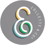 COLLETTE and CO branding circleLOGO col 01