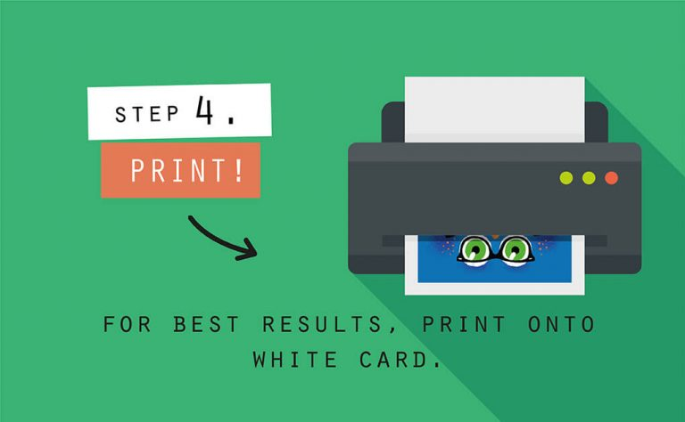 Printables Step 4 infographic Collette and Co