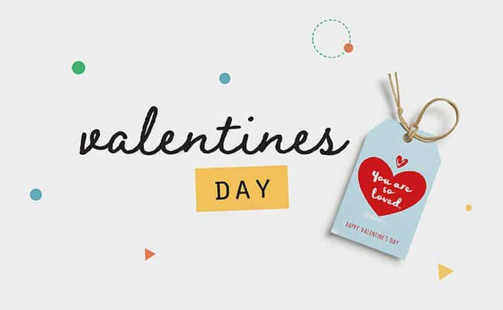Printable Valentines Day Cards Collette Co