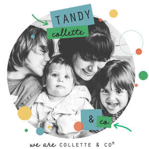 Tandy and Kids About us Collette and Co