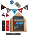Kids rockstar party printables Collette and Co Editable