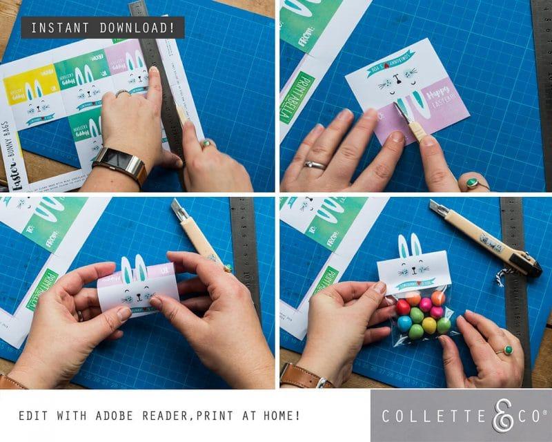 1. EASTER somebunny loves you PV 3 bundle mock up copy Easter Printables Bundle Collette and Co