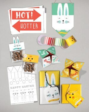 EASTER BUNDLE PV WEB Easter Printables Bundle Collette and Co
