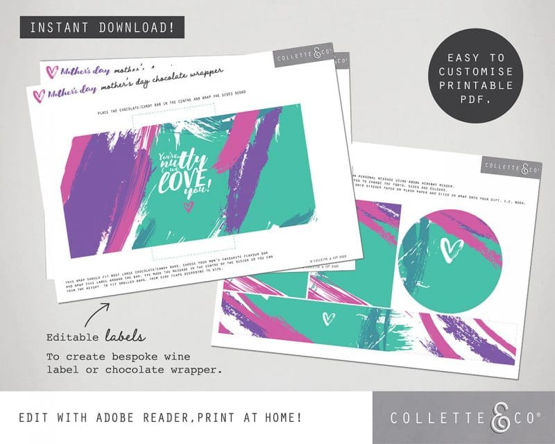 Mothers Day Printable Bundle Collette and Co 21