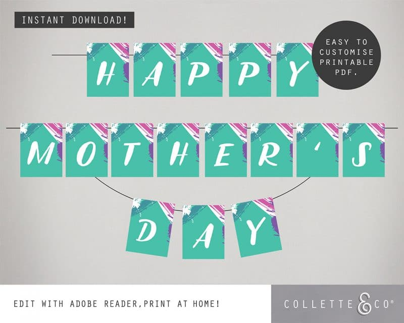 Mothers Day Printable Bundle Collette and Co 25