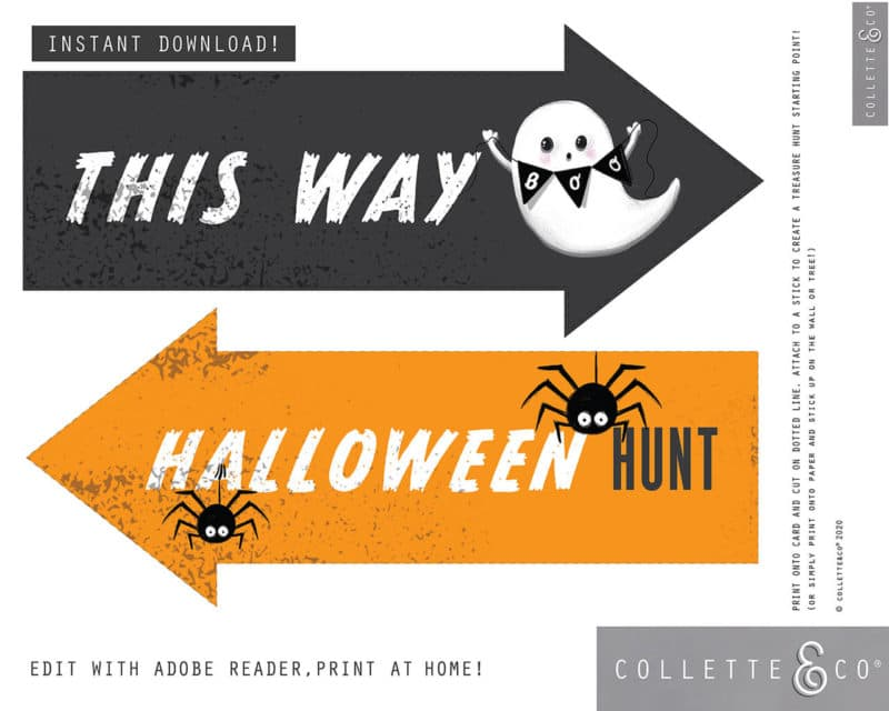 Halloween Hunt Arrows 5