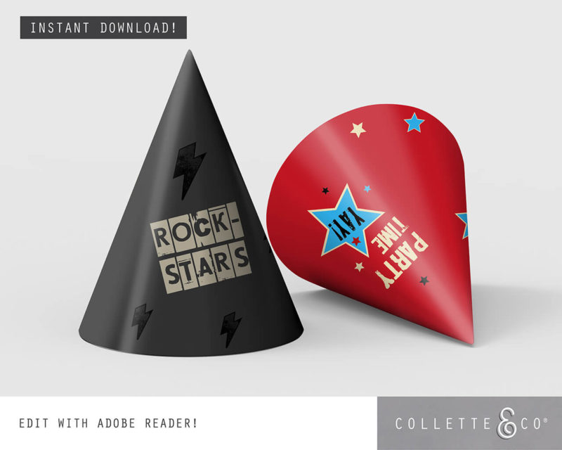 Rockstar Virtual Party Pack Collette and Co 9