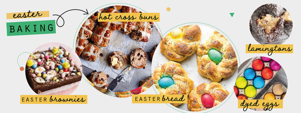 COLLETTE AND CO BLOG FUN EASTER ACTIVITIES Easter Baking