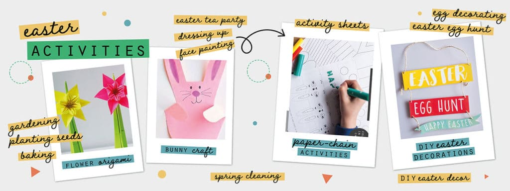 COLLETTE AND CO BLOG FUN EASTER ACTIVITIES Easter activities